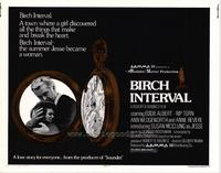 The Birch Interval - 22 x 28 Movie Poster - Half Sheet Style A