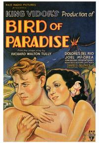 Bird of Paradise - 43 x 62 Movie Poster - Bus Shelter Style A