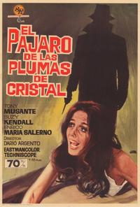 Bird with the Glass Feathers - 27 x 40 Movie Poster - Spanish Style A