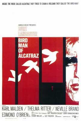 Birdman of Alcatraz - 27 x 40 Movie Poster - Style A