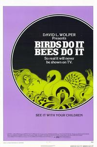 Birds Do It, Bees Do It - 11 x 17 Movie Poster - Style B