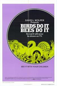 Birds Do It, Bees Do It - 27 x 40 Movie Poster - Style B
