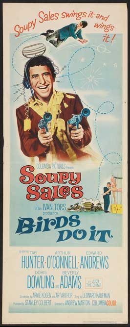 Birds Do It - 14 x 36 Movie Poster - Insert Style A