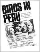 Birds in Peru - 11 x 17 Movie Poster - Style B