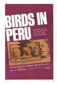 Birds in Peru - 27 x 40 Movie Poster - Style A