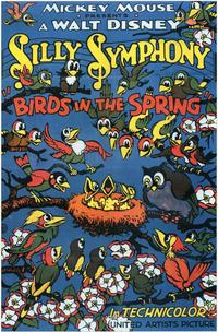 Birds in the Spring - 11 x 17 Movie Poster - Style A