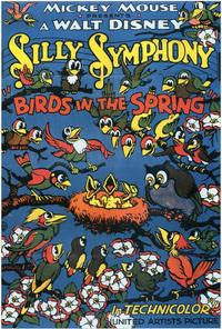 Birds in the Spring - 27 x 40 Movie Poster - Style A