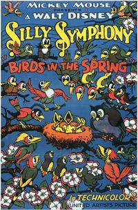 Birds in the Spring - 43 x 62 Movie Poster - Bus Shelter Style A