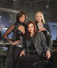 Birds of Prey (TV) - 8 x 10 Color Photo #001