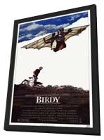 Birdy - 27 x 40 Movie Poster - Style A - in Deluxe Wood Frame