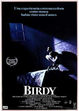 Birdy - 27 x 40 Movie Poster - Spanish Style A