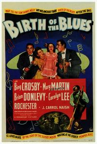 Birth of the Blues - 27 x 40 Movie Poster - Style A