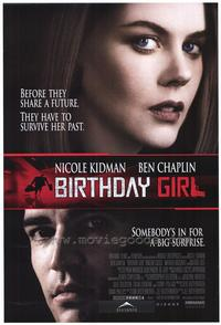 Birthday Girl - 27 x 40 Movie Poster - Style A