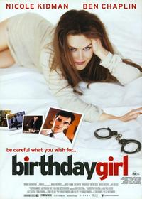 Birthday Girl - 27 x 40 Movie Poster - Style B