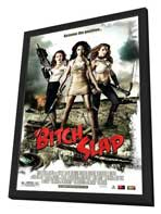 Bitch Slap - 11 x 17 Movie Poster - Style A - in Deluxe Wood Frame