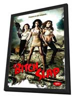 Bitch Slap - 27 x 40 Movie Poster - Style I - in Deluxe Wood Frame