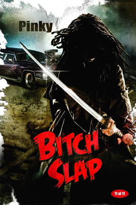 Bitch Slap - 27 x 40 Movie Poster - Style C