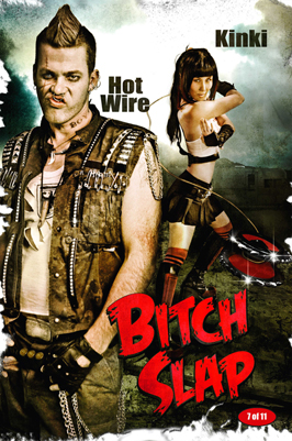 Bitch Slap - 43 x 62 Movie Poster - Bus Shelter Style E