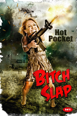 Bitch Slap - 43 x 62 Movie Poster - Bus Shelter Style F