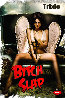 Bitch Slap - 11 x 17 Movie Poster - Style H