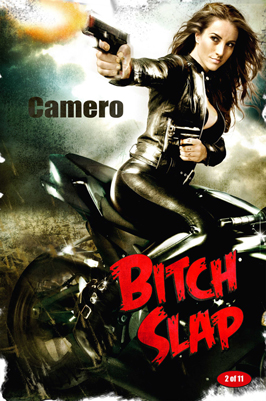 Bitch Slap - 43 x 62 Movie Poster - Bus Shelter Style H