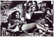 Bitter Rice - 27 x 40 Movie Poster - Italian Style B