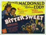 Bitter Sweet - 30 x 40 Movie Poster - Style A