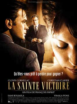 Bitter Victory - 11 x 17 Movie Poster - French Style A