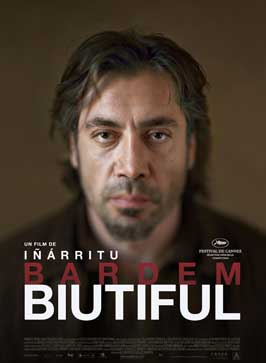 Biutiful - 27 x 40 Movie Poster - French Style A