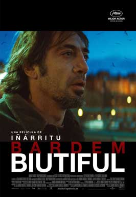 Biutiful - 11 x 17 Movie Poster - French Style B