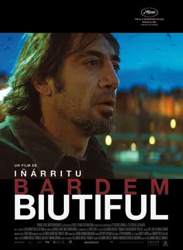 Biutiful - 27 x 40 Movie Poster - French Style B