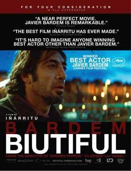 Biutiful - 11 x 17 Movie Poster - Style A