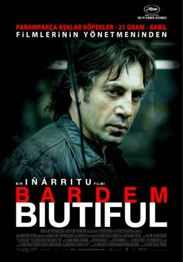 Biutiful - 11 x 17 Movie Poster - German Style A