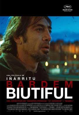 Biutiful - 27 x 40 Movie Poster - Belgian Style B