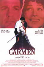 Bizet's Carmen - 11 x 17 Movie Poster - Style A