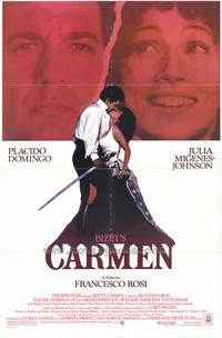 Bizet's Carmen - 43 x 62 Movie Poster - Bus Shelter Style A