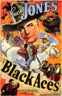 Black Aces - 43 x 62 Movie Poster - Bus Shelter Style A