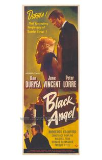Black Angel - 27 x 40 Movie Poster - Style A