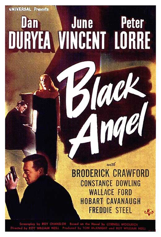 Black Angel Movie Posters From Movie Poster Shop