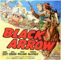 Black Arrow - 11 x 14 Movie Poster - Style A