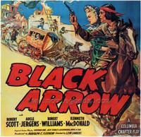 Black Arrow - 27 x 40 Movie Poster - Style B