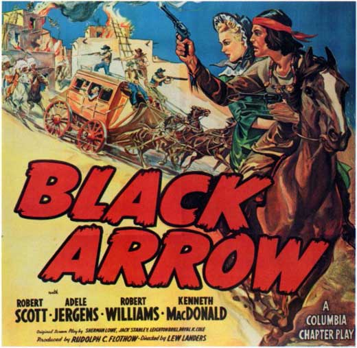Black Arrow movie