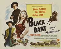 Black Bart - 11 x 17 Movie Poster - Style A