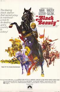 Black Beauty - 11 x 17 Movie Poster - Style A