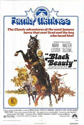 Black Beauty - 11 x 17 Movie Poster - Style B