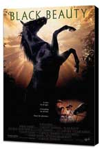 Black Beauty - 27 x 40 Movie Poster - Style A - Museum Wrapped Canvas