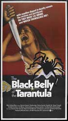 Black Belly of the Tarantula - 11 x 17 Movie Poster - Style C