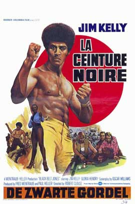 Black Belt Jones - 11 x 17 Poster - Foreign - Style A