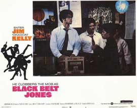Black Belt Jones - 11 x 14 Movie Poster - Style E