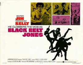 Black Belt Jones - 22 x 28 Movie Poster - Half Sheet Style A